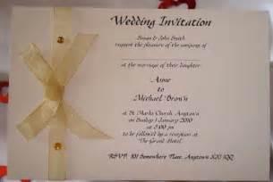 wedding invite copy sle free wedding anniversary invitation cards templates weddingplusplus