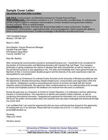 canadian cover letter format doc 15001941 sle letter for visitor visa extension