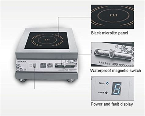 induction stove or bad 5000 watt countertop commercial induction cooktop burner electric magnetic stove your best