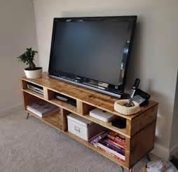 Etagere Wood Lamp Fabriquer Meuble Tv En Palette Artzein Com