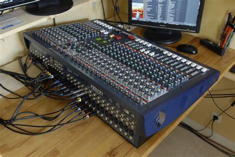 Mixer Lx7ii soundcraft lx7ii 24 image 225216 audiofanzine