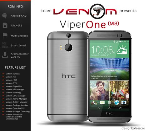 htc one m8 android custom rom for the verizon htc one m8 is released droidforums net android forums news