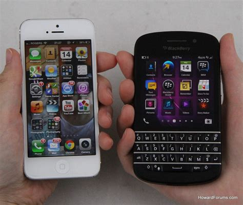 wait    blackberry  review