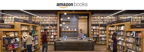 amazon bookstore amazon opens a new chapter in its retail history the