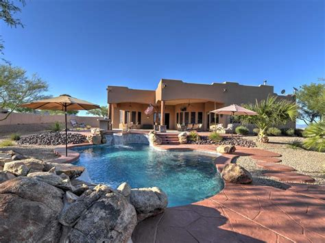 tranquil scottsdale home wprivate pool hot tub rio