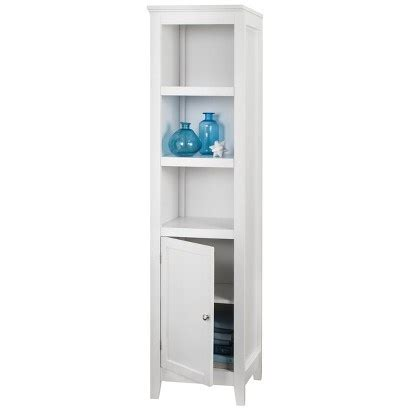 Target Narrow Bookcase Threshold Carson Narrow Bookcase With Storage White