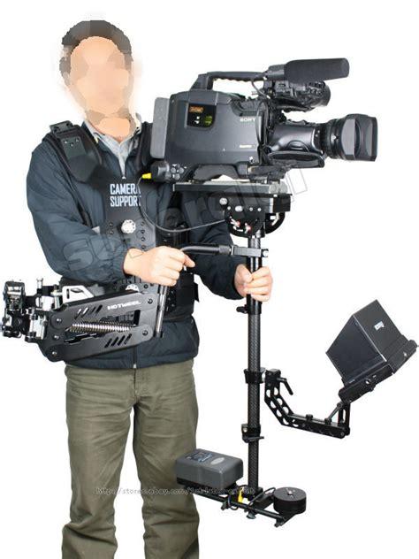 Wieldy Pro 1 7 5kg Vest Dual Arm Systems For Dslr 2 15kg laing big steadycam steadicam vest arm monitor