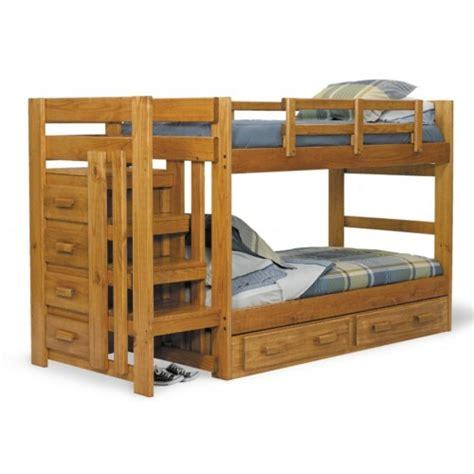 Heartland Bunk Beds Heartland Collection Stair Way Bunk Bed Bunk Beds Seat N Sleep