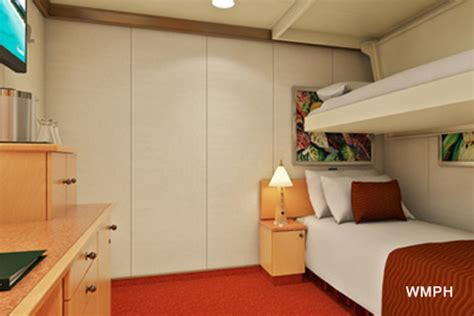 1a Cabin Carnival by Carnival Magic Cabin 2212 Category 1a Interior