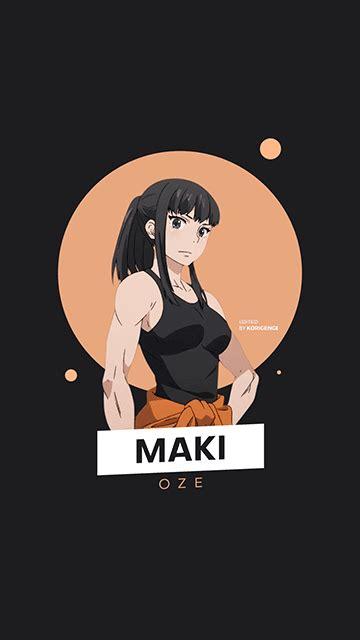 maki oze fire force wallpaper korigengi anime wallpaper hd source