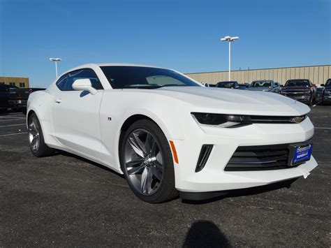 camaro rss new 2017 chevrolet camaro 2lt coupe rs package