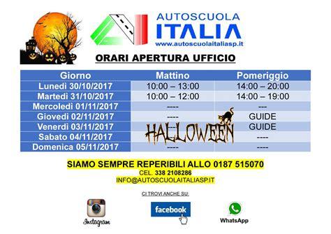 orari ufficio autoscuola italia orari ufficio ponte