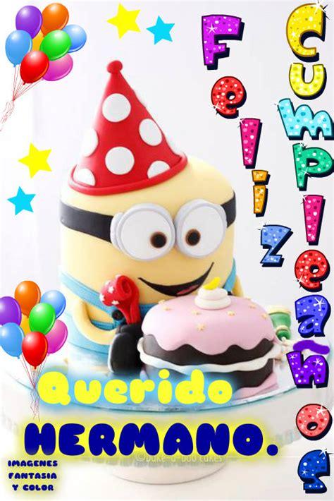 Imagenes Feliz Cumpleaños Hermano Querido | feliz cumplea 241 os querido hermano imagui