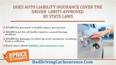 Liability Car Insurance by What Does Liability Car Insurance Typically Cover To