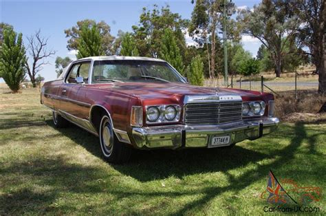 1974 chrysler new yorker brougham 1974 chrysler new yorker brougham imported left drive