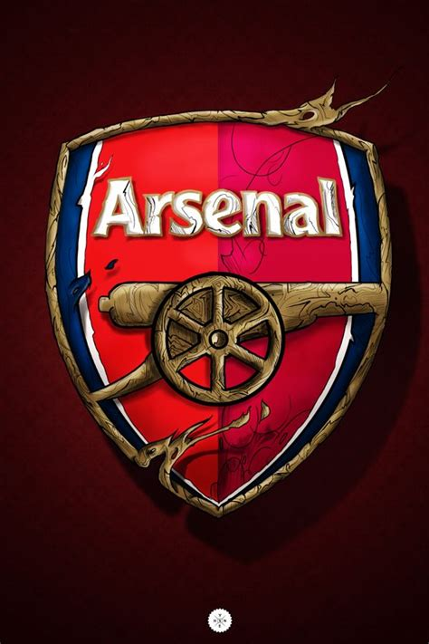 arsenal logo  behance ac milan pinterest