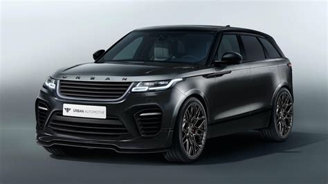 automotive s range rover velar is almost an svr