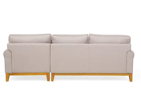 modular l shaped sofa corner sofa bed fabric modular l shaped light brown
