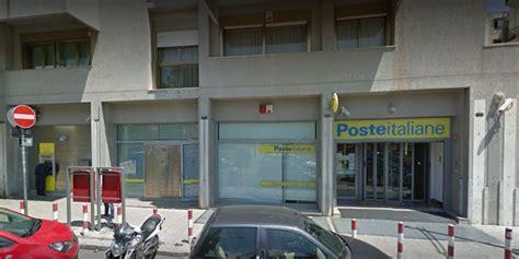 ufficio postale di rapina a mano armata in un ufficio postale di palermo