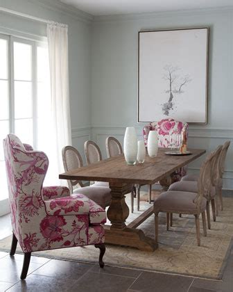 wing chair dining table priscilla wing chair bissett side chairs
