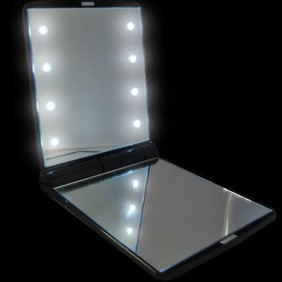 light up compact mirror light up compact mirror