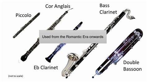 what is a section in music grade 6 music theory general knowledge the woodwind