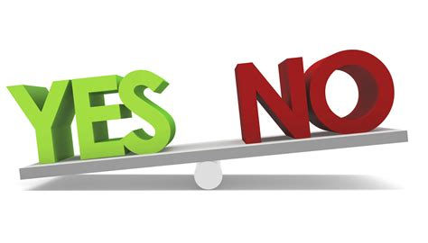 yes pictures yes no question definition and exles