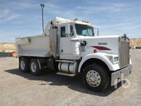 kenworth used truck kenworth w900b dump trucks for sale used trucks on