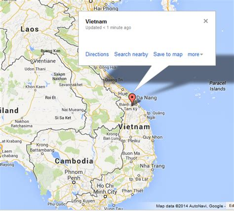 printable vietnam road map which road map to use on a motorbike trip halong bay