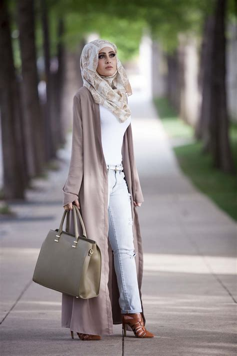 Maxi Muslim modest maxi dress style hijabiworld