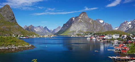 fior di norvegesi ai confini mondo norvegia un fior fiordi paese