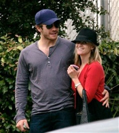 New Alert Reese And Jake by Jake Gyllenhaal And Reese Witherspoon Split Up Amicably