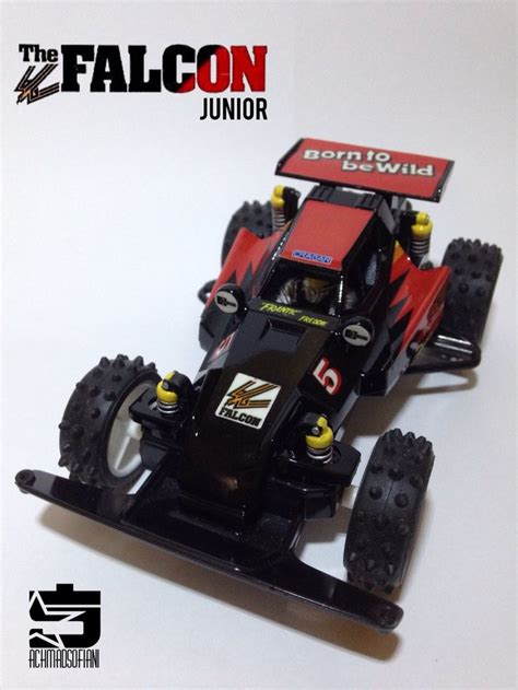 Tamiya Vanguish Jr Mic Series Type 5 Chassis the falcon jr mini 4wd racing series falcons the o jays and nu est jr