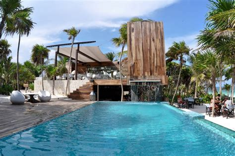 modern resort home design be tulum resort design by sebastian sas architecture