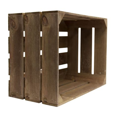 large wooden crates large rustic wooden crate woodenboxuk