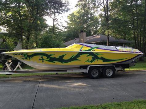 27 ft fountain boats for sale used fountain 27 fever boats for sale in united states