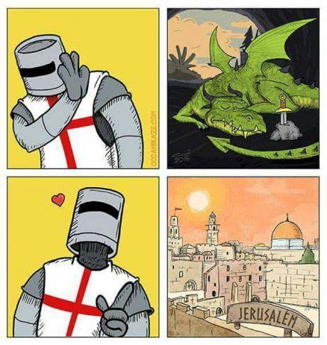 Deus Vult Memes - 73 best crusade memes images on pinterest goddesses dankest memes and ha ha