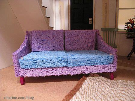 amazingdiy barbie sofa diy diy barbie furniture