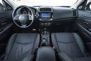 Mitsubishi Outlander Interior Pictures 2015 Mitsubishi Outlander Sport 2 4 Gt Awc Test