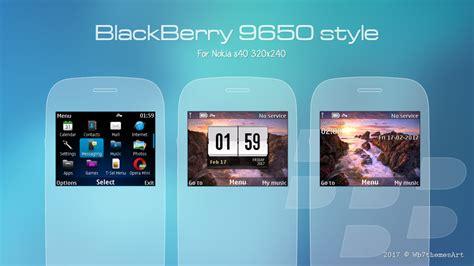 blackberry themes for nokia asha blackberry 9650 style themes c3 00 x2 01 asha 302 200