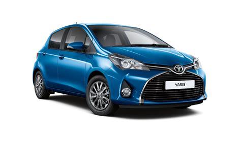 Toyota Yaris 2016 Toyota Updates Uk Yaris Range For 2016my