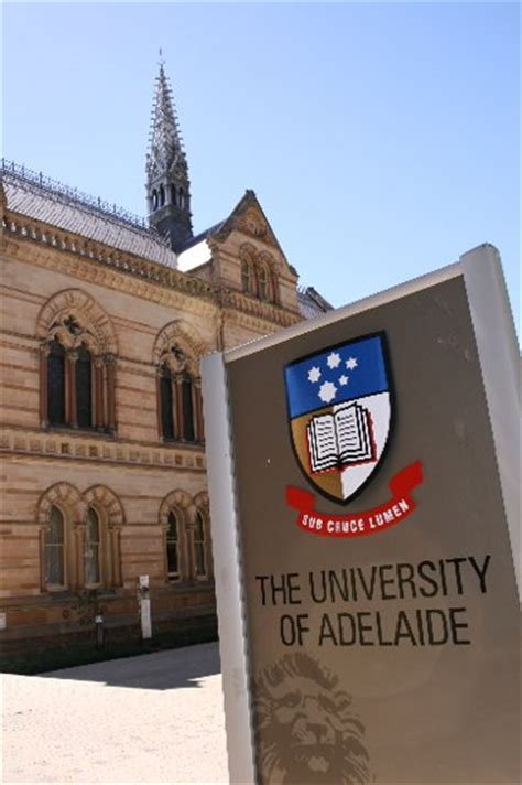 Adelaide Uni Mba by Courses Courses Adelaide