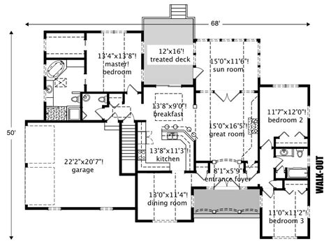 house plan 110 00381 traditional european traditional home with 3 bedrms 2039 sq ft