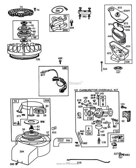 briggs and stratton 17 5 hp engine diagram carburetor diagram briggs stratton pictures