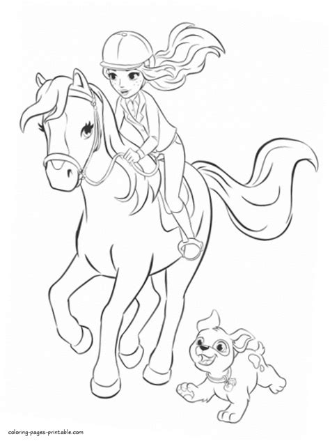 lego friends horse coloring pages free coloring pages of lego friends horse 11381 lego