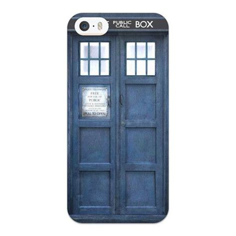 iphone 5 and iphone 5s doctor who 50th anniversary tardis