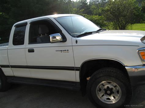 free car manuals to download 1996 toyota t100 xtra parking system 1996 toyota t100 extended cab specifications pictures prices