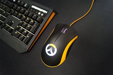 Sale Razer Deathadder Chroma Overwatch Edition on razer overwatch blackwidow and deathadder chroma
