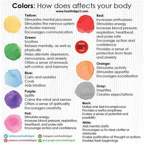 does color affect mood 1000 images about esoteric colors on pinterest