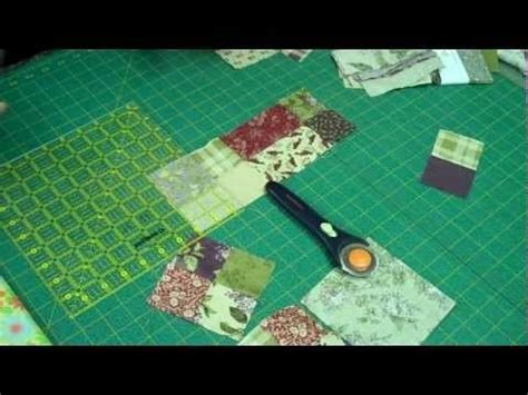 Missouri Quilt Company Charm Pack Tutorial by The Scrappy 4 Patch Quilt Tutorial Quilt Tutorials
